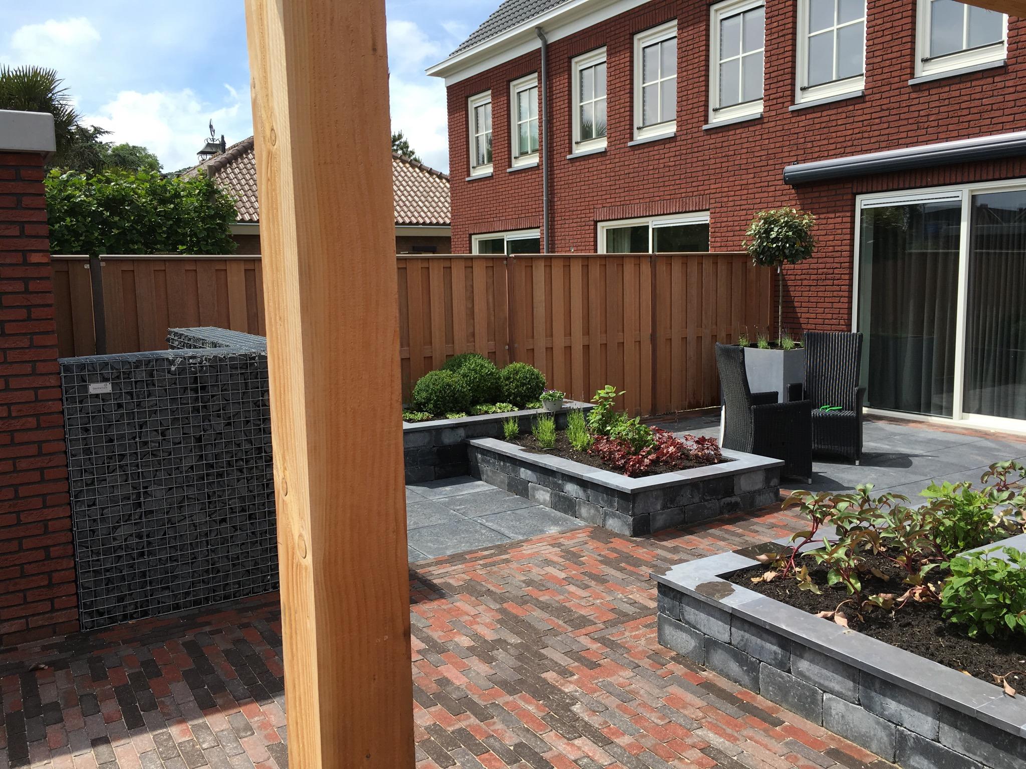 Van der weiden hoveniers nieuwe tuinen en tuin renovatie for Eigenhuis en tuin gemist